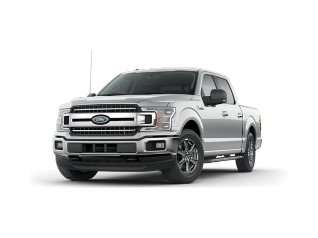 2018 Ford F-150 XLT 3.5 Turbo 4x4 w/Tow-302A Luxury Crew Cab Pickup